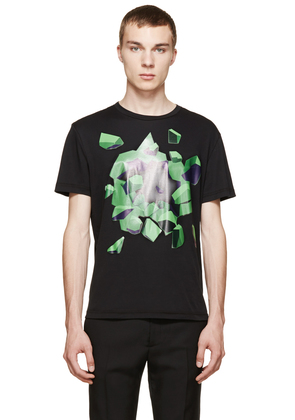 Christopher Kane Black Explosion T-shirt
