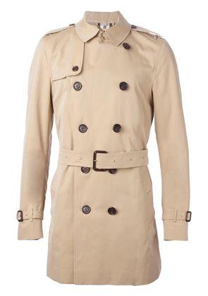 Burberry Prorsum short trench coat