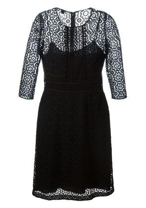 Burberry Prorsum lace shift dress