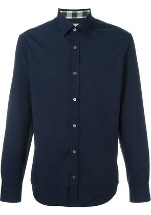 Burberry Brit classic plain shirt
