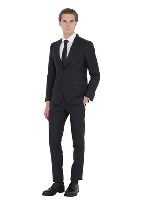 BOGLIOLI - ALTON WOOL & SILK BLEND SUIT