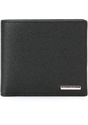 Ermenegildo Zegna classic bill fold wallet