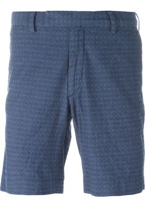 Polo Ralph Lauren diamond jacquard shorts