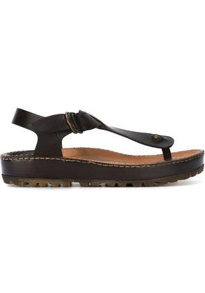 Silvano Sassetti T-bar sandals