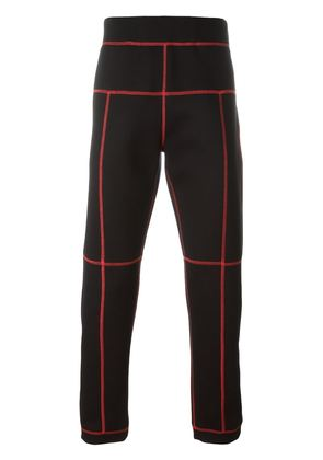 Christopher Kane stitched seam track pants