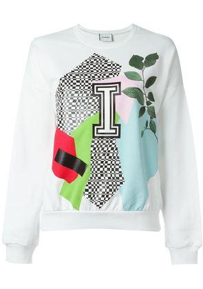 Iceberg printed sweatshirt