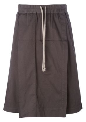 Rick Owens DRKSHDW 'Savage Pod' shorts