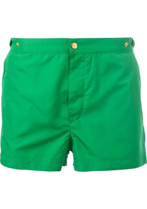 Eleventy front button swim shorts