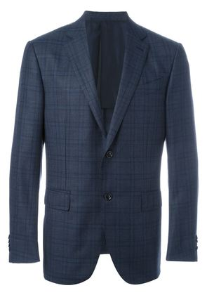 Ermenegildo Zegna two button blazer
