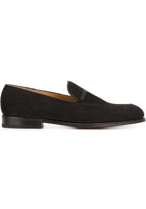 John Lobb 'Amblex' double strap loafers