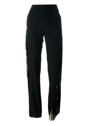 Christopher Kane fringed trousers