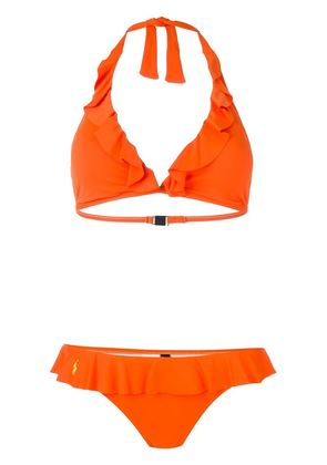 Polo Ralph Lauren ruffled bikini