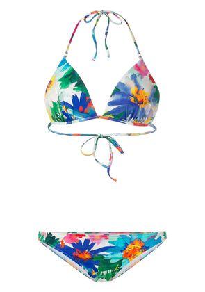 Polo Ralph Lauren floral print bikini