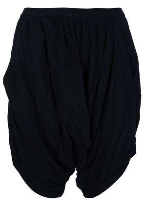 Rick Owens DRKSHDW harem shorts