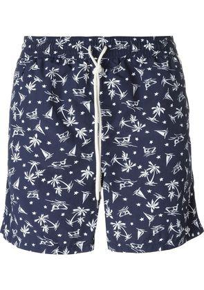 Polo Ralph Lauren wakeboard print swim shorts