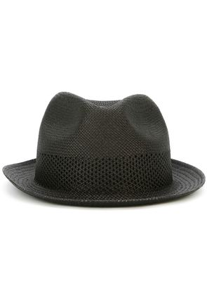 Paul Smith woven detail hat