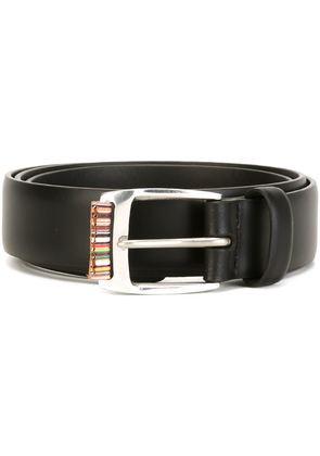 Paul Smith multi stripe belt