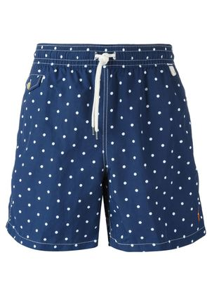 Polo Ralph Lauren polka dot swim shorts