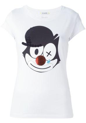 Iceberg Felix the Cat print T-shirt