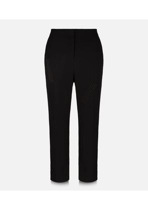 Christopher Kane Trousers With Hotfix