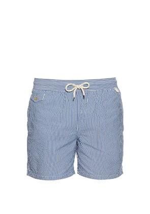 Traveller-fit 5¾' swim shorts