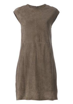 Eleventy shortsleeved shift dress