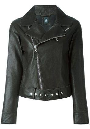Eleventy classic biker jacket