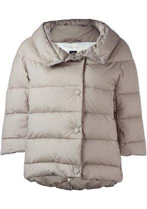 Eleventy puffer jacket