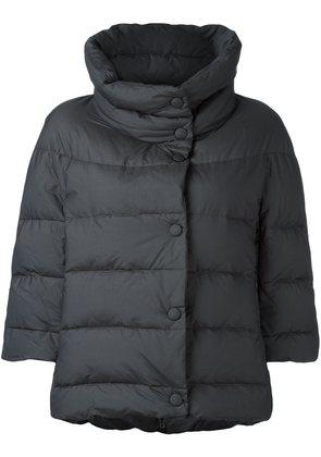 Eleventy three-quarters padded jacket