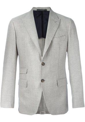 Eleventy multiple pockets blazer