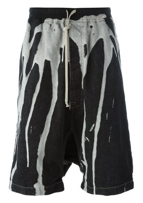 Rick Owens 'Pod' denim shorts