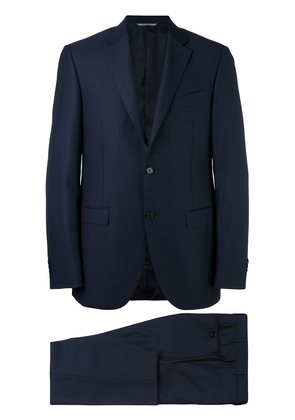 Canali pinstriped two-piece suit