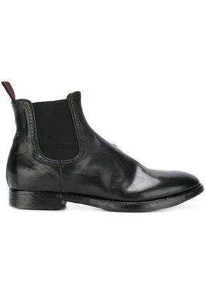 Silvano Sassetti Chelsea ankle boots