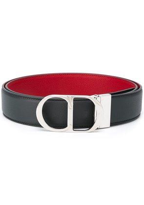 Dior Homme logo buckle belt