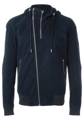 Dior Homme zipped biker jacket
