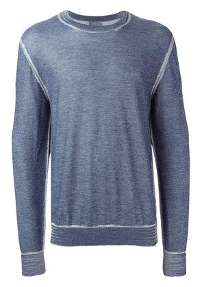 Dior Homme crew neck sweatshirt