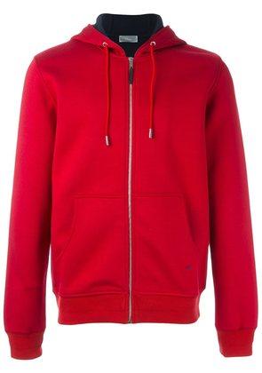 Dior Homme zipped hoodie