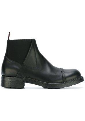 Silvano Sassetti chunky sole boots