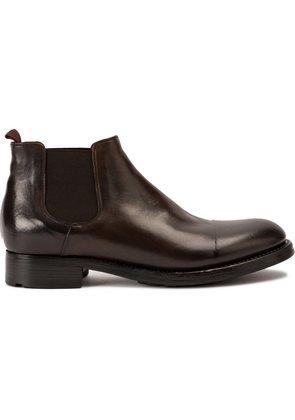 Silvano Sassetti low ankle desert boots