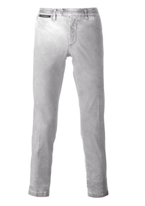 Eleventy slim-fit trousers