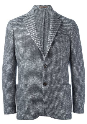 Eleventy patch pocket blazer