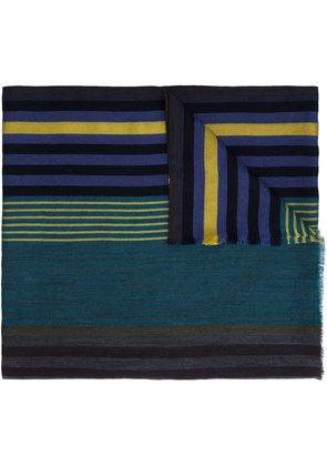 Paul Smith pattern print scarf