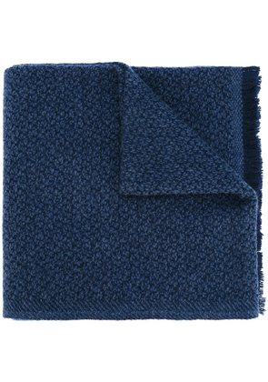 Ermenegildo Zegna fringed scarf
