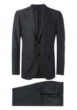 Ermenegildo Zegna notched lapel formal suit