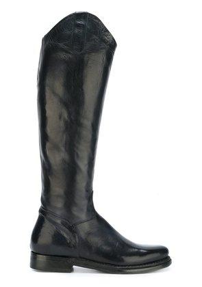 Silvano Sassetti knee length boots