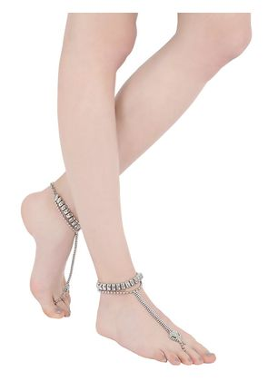 VIPERS TOE RING ANKLETS