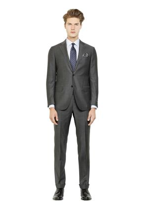 MILANO EASY WOOL BLEND FIL-A-FIL SUIT