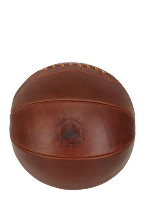 LIMIT.ED NATURAL LEATHER BASKETBALL