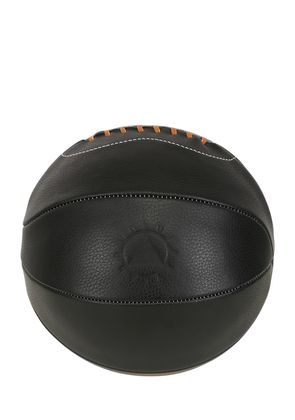 LIMIT.ED BLACK LEATHER BASKETBALL