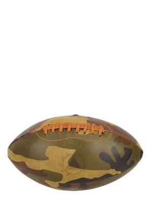 LIMIT.ED CAMO LEATHER AMERICAN FOOTBALL